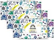 Amazon Brand - Mama Bear Cleansing Baby Wet Wipes, Lemon - 72 Pcs (Pack of 3)