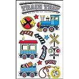 Sticko Stickers-Trains
