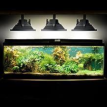Biltek 20W LED Aquarium Flood Light COOL White High Power Fish Tank Lighting Reef Plant D?cor Salt Fresh H2O Main Lighting, Sub Lighting, Fresh Water Tanks, Salt Water Tanks by Biltek