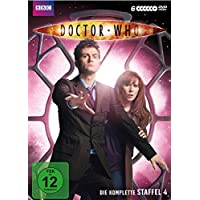 Doctor Who - Die komplette Staffel 4