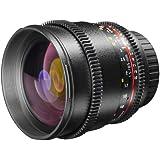 walimex pro 85/1,5 VCSC Canon M noir