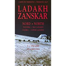 Ladakh-Zanskar Nord : 1/150 000