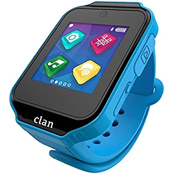 Clan Smartwatch, color azul (Cefa Tronic 109)