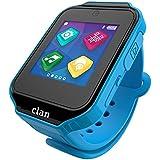 Clan - Smartwatch, talla única, color azul (Cefatronic 105)
