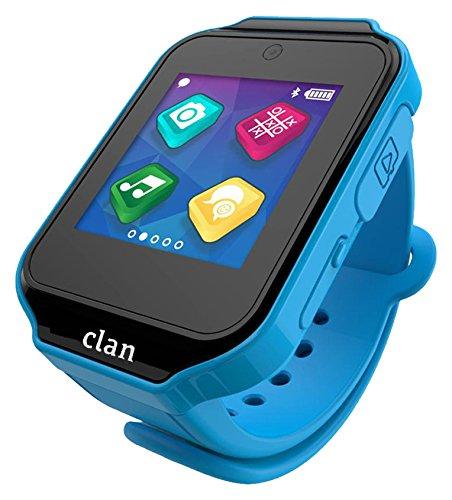 Oferta de Cefa Toys Clan Smartwatch, Color Azul, Talla única (109)