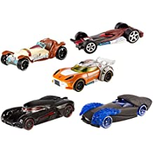 Hot Wheels Star Wars Rogue One Character Cars  in 1:64   11 ´ er Set  DXN83-999D Spielzeugautos