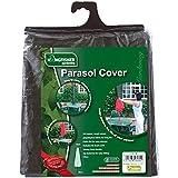Kingfisher Housse pour parasol de jardin