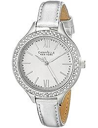 (CERTIFIED REFURBISHED) Bulova  Analog Silver Dial Women's Watch - 43L167