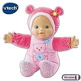 Vtech - 169405 - Poupon - Little Love - Mon Bébé Coucou-caché - Rose