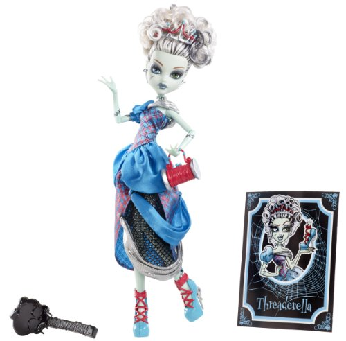 Mattel X4486 - Monster High Märchen-Frankierella, Puppe