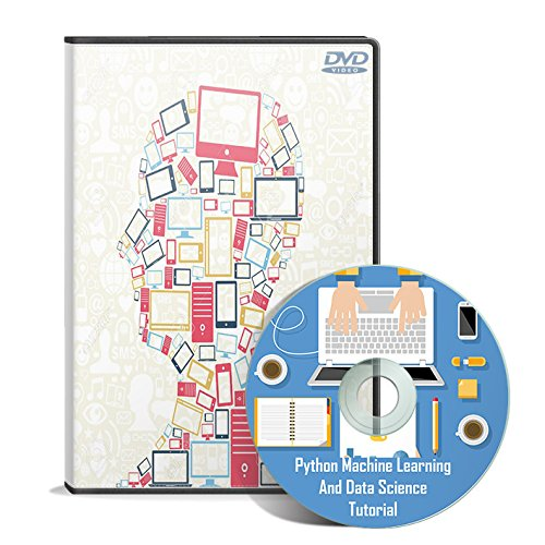Python Machine Learning and Data Science Tutorial DVD