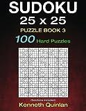 Sudoku: 100 Hard Puzzles: Volume 3 (Sudoku Puzzle Books)