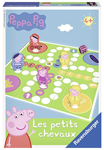 Ravensburger-21284-Kleine Pferde Peppa Pig