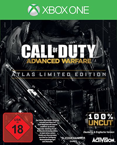 Call of Duty: Advanced Warfare - Atlas Limited Edition - [Xbox One] (Xbox One Advanced Warfare)