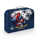 SPIDERMAN - Spielzeugkoffer Spielkoffer Kofferl Kinderkoffer Kindergepäck Malkoffer Werkkoffer