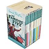 Los famosos cinco libro Set–libros 1–10