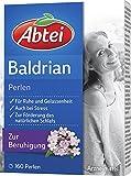 Abtei Baldrian Perlen für Schlaf und Nerven, 160 Stück, 1 er Pack (1 x 57 g)