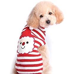 Disfraz Jersey Rayas para Perros Cachorro Gatos