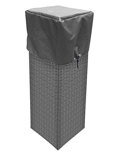 *Feuersäule Regenschutz Schutzhaube Schutzhülle Abdeckhaube Rattan*