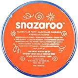Snazaroo Face and Body Paint, 18ml, Individual Color, Classic, Orange