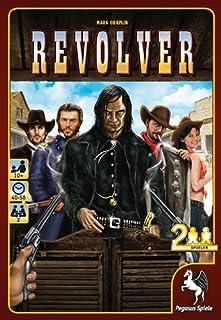 Pegasus Spiele 51895G - Revolver (B00BTXMBP4)   Amazon price tracker / tracking, Amazon price history charts, Amazon price watches, Amazon price drop alerts