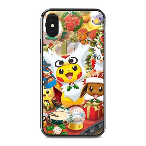 Pokemon - Langlebig hartplastik stoßfest Handy case für iPhone 6/6 s iPhone 7/8 iPhone x/xs iPhone