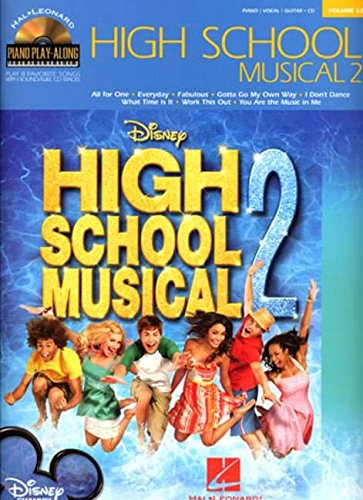 Piano Play-Along Volume 63: High School Musical 2