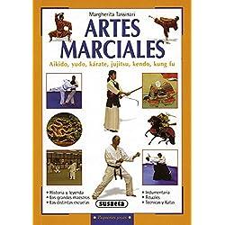 Artes marciales, aikido, yudo, kárate, jujitsu, kendo, kung fu (Pequeñas Joyas)
