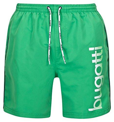 bugatti® - Herren Badeshort grün, in Größe L -