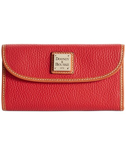dooney-bourke-pochette-pour-femme-rouge-red