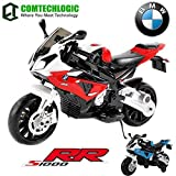 Best BMW Kids Electric - Official Licensed Comtechlogic CM-2159 BMW S1000RR Twin Powered Review