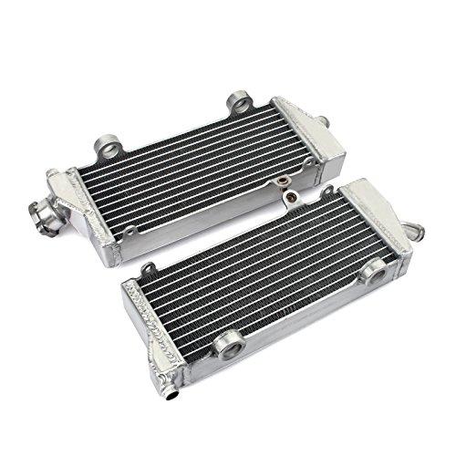 TARAZON Moto Enfriamiento del Radiador Enfriador aluminio para EXC 500 EXC-F 250 350 XCF-W 250 350 XC-W 450 500 2012-2016