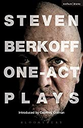 Steven Berkoff: One Act Plays (Play Anthologies)