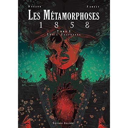 Métamorphoses 1858 01 - Tyria Jacobaeae