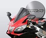 Racingscheibe MRA Aprilia RS4 125 11-18 rauchgrau