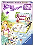 Ravensburger 18579 - Fashion Designer Stylebook - Summer Time