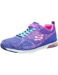 Skechers Skech Air Infinity Memory Foam, Zapatillas de Deporte Interior para Mujer