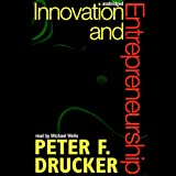 This is the first book to present innovation and entrepreneurship as a purposeful and systematic discipline. It clearly explains and analyzes the challenges and opportunities of America's new entrepreneurial economy. Peter Drucker, the most influenti...
