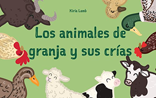 """PDF Descargar Libros Para Niños: """"Los Animales De Granja Y"""