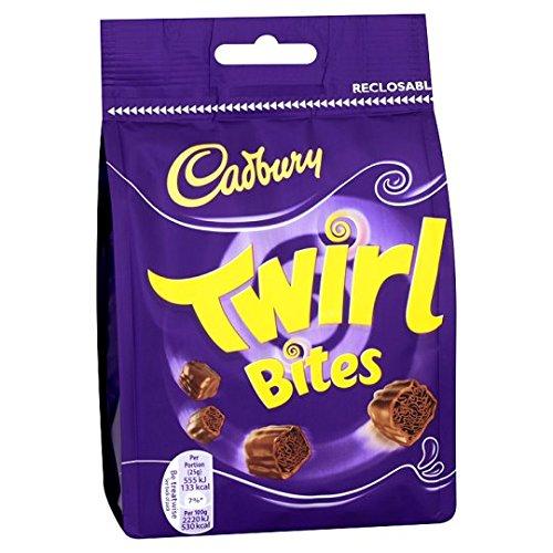 Cadbury - Twirl Bites 109G