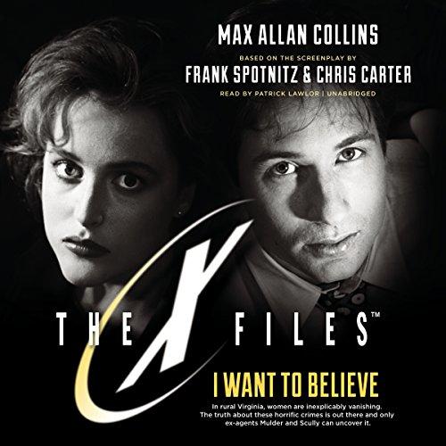 I Want to Believe  Audiolibri