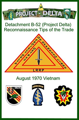 detachment-b-52-project-delta-reconnaissance-tips-of-the-trade-english-edition