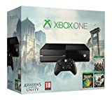 Xbox One - Consola Sin Kinect + Assassin's Creed: Unity + Extras