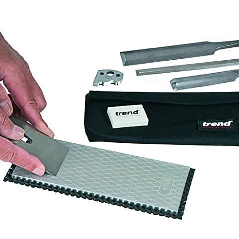 Trend DWS/CP8/FC 8-Inch Diamond Sharpening and Bench