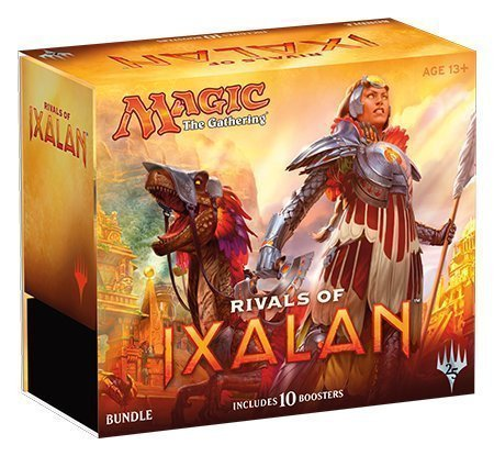 Wizards of the Coast Rivalen der Ixalan Bundle (Fat Pack)