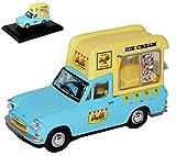 alles-meine.de GmbH Ford Thames Eiswagen Mobil Blau mit Sockel 1/43 Atlas Sonderangebot Modell Auto