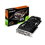 Gigabyte Technology GeForce RTX 2060 WINDFORCE OC 6G GV-N2060WF2OC-6GD - Tarjeta grafica GPU, Negro