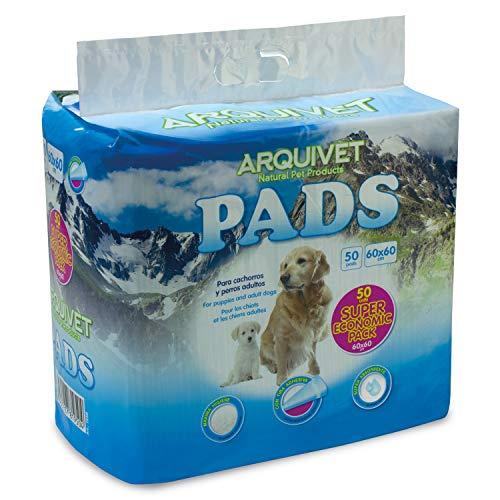 Imagen de Empapadores Para Perros Arquivet por menos de 20 euros.