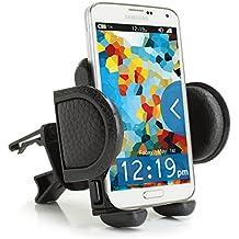 Accessory Power GEAR-VENTMOUNT - Soporte (Teléfono móvil/smartphone, Coche, Negro, 360°)