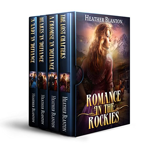 Colorado Iron (Romance in the Rockies Books 1, 2, & 3 PLUS The Lost Chapters--A Novella: Inspirational Historical Western Romances Box Set (English Edition))